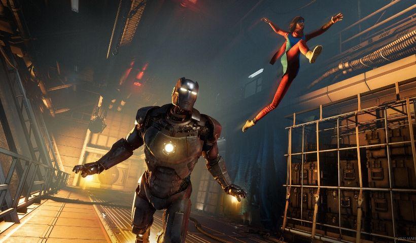 Marvel's Avengers agita universo geek