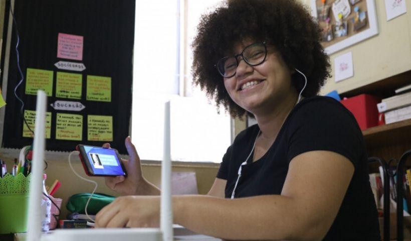 Instituto JCPM lança o Internet em Casa para apoiar jovens