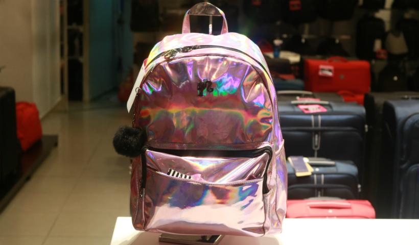 Modernas e diferenciadas, mochilas são destaque na Inovathi