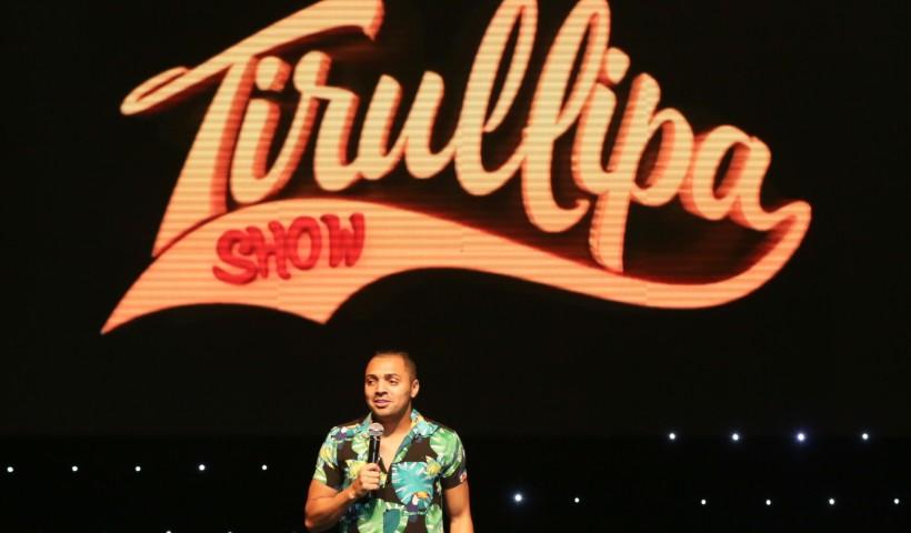 #TBT com Tirullipa na Temporada dos Solteiros RioMar
