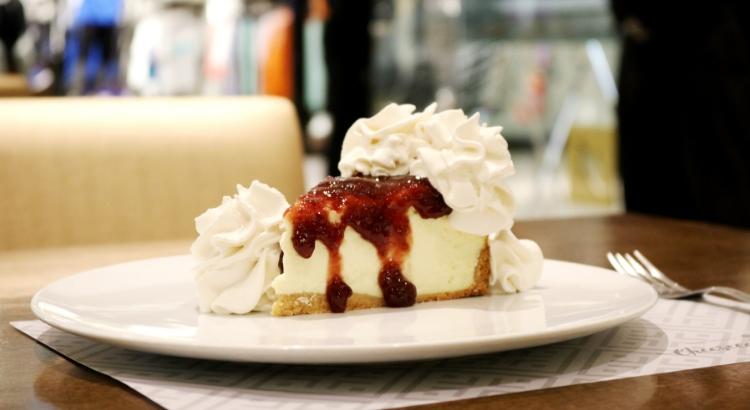 Cheesecake e Tal: fatias com elevadas doses de sabor