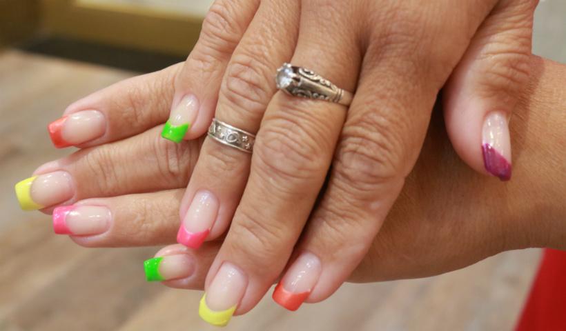 Tá na moda: aposte nas francesinhas multicoloridas
