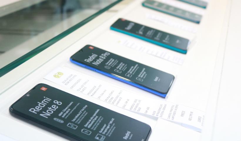 Smartphones Xiaomi: lista com 6 opções na Geek Tech