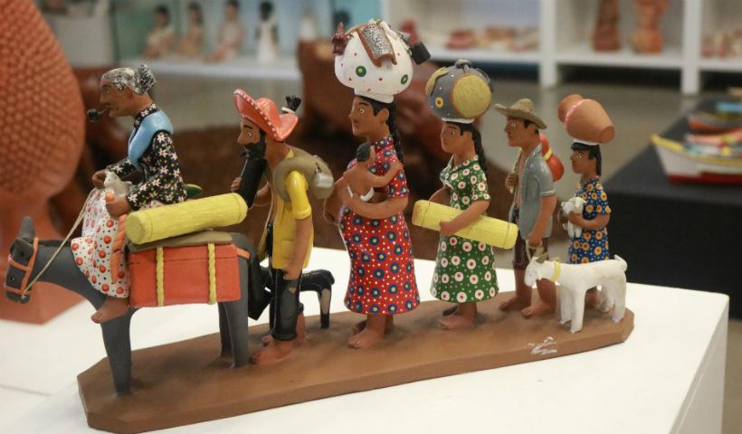 No Dia Nacional das Artes, o destaque vai para a obra nordestina
