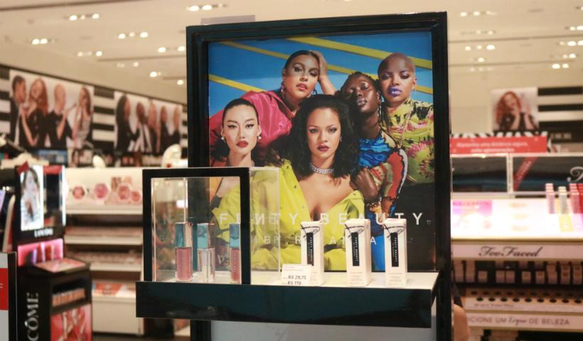 Make Fenty Beauty by Rihanna com exclusividade na Sephora