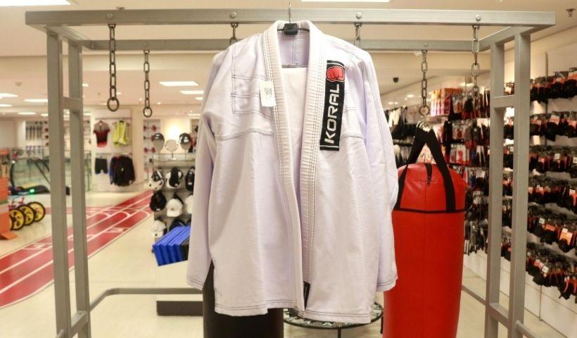 Centauro: de kimonos a luvas para você treinar