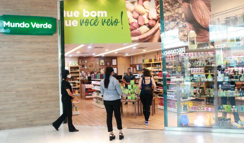 Mundo Verde de volta ao RioMar Recife com nova reformulação