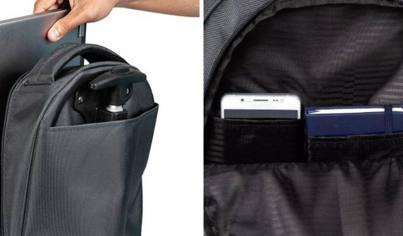 Deixe tudo organizado com as mochilas da Sestini