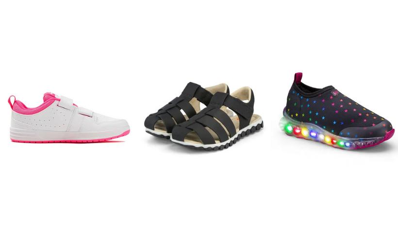Calçados para a criançada no RioMar Online