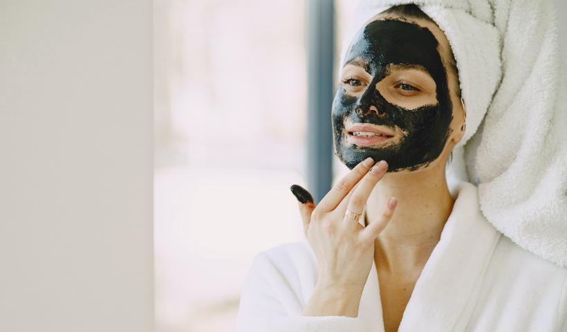 Máscara facial: seu spa dentro de casa