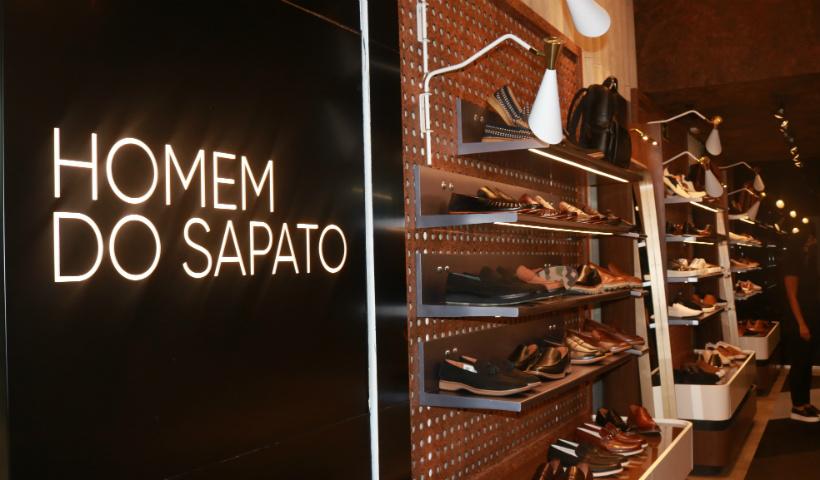 Homem do Sapato: RioMar recebe primeira loja em Pernambuco