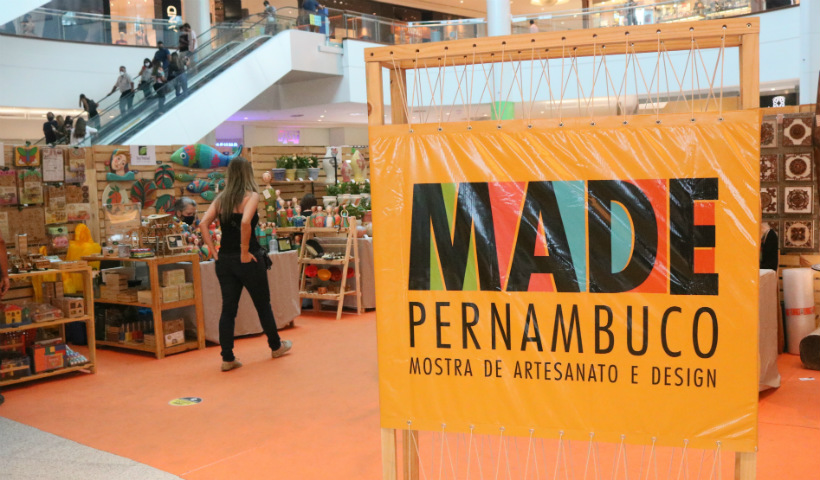 Feira Made Pernambuco chega ao RioMar Recife