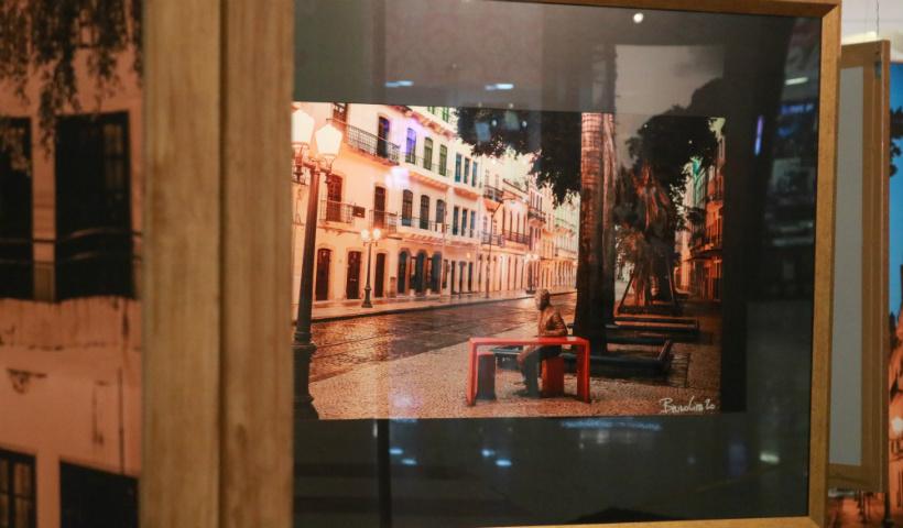 Rua do Bom Jesus vira exposição no RioMar