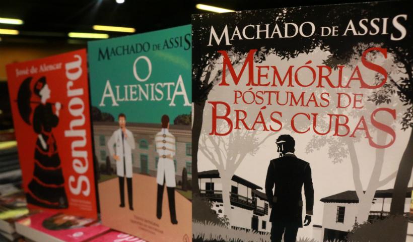 """Espaço """"Eu Amo Ler"""": livros brasileiros por R$ 15"""