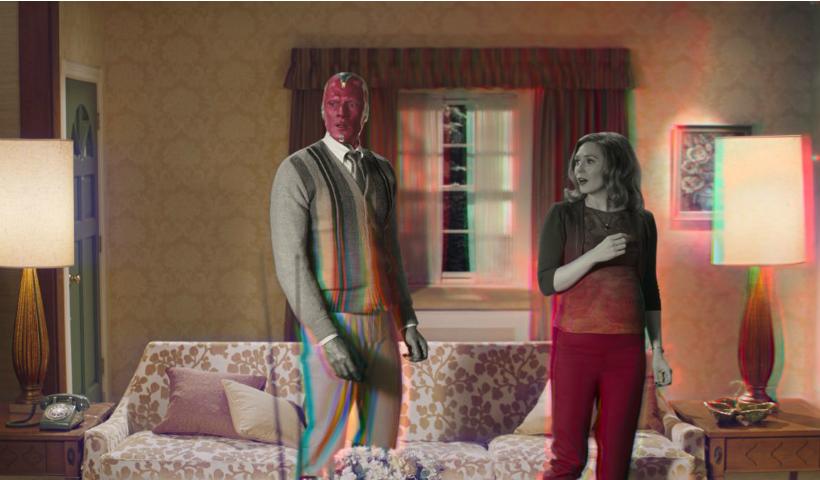 "Marvel libera trailer da série ""WandaVision"""