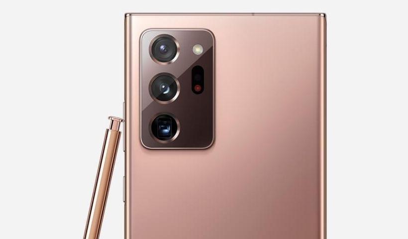 Samsung Galaxy Note20 e Note20 Ultra: tem novidade chegando