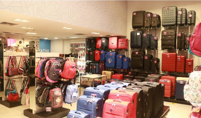 Inovathi apresenta novidades entre mochilas, malas e bolsas