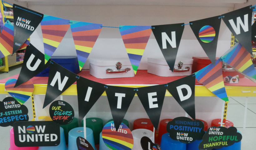 Now United na Kinitos: tudo para a festa da turminha