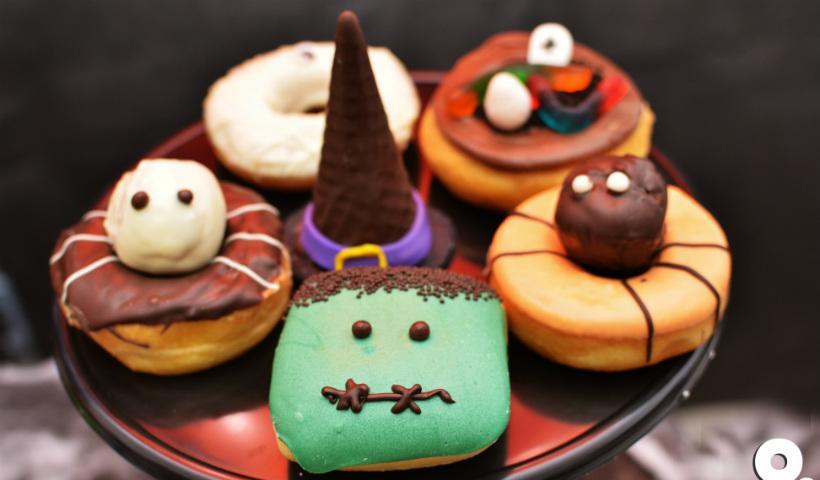 Donuts decorados de Halloween: confira as delícias no RioMar