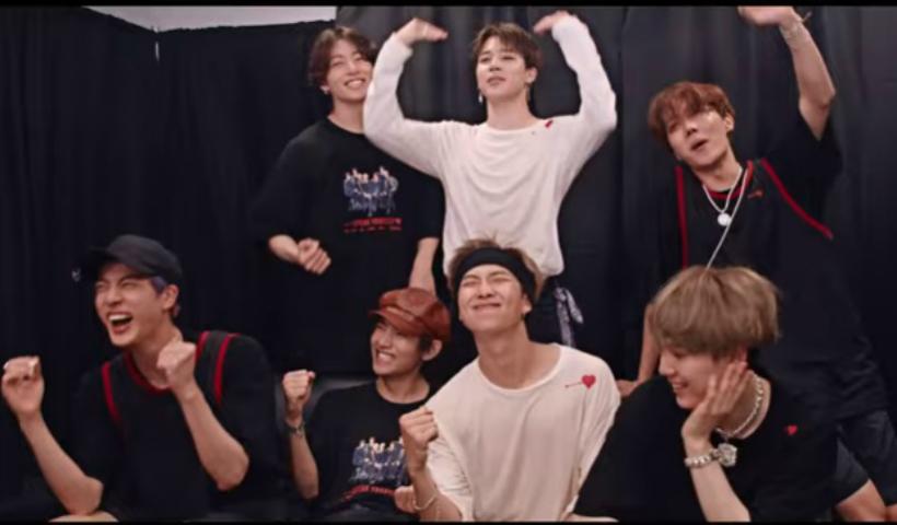 Documentário da banda BTS estreia no Cinemark