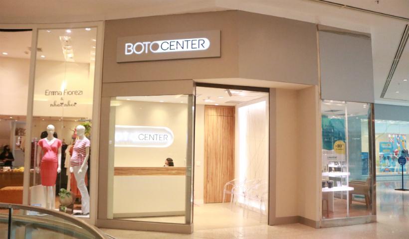 Botocenter inaugura com serviços de botox no RioMar