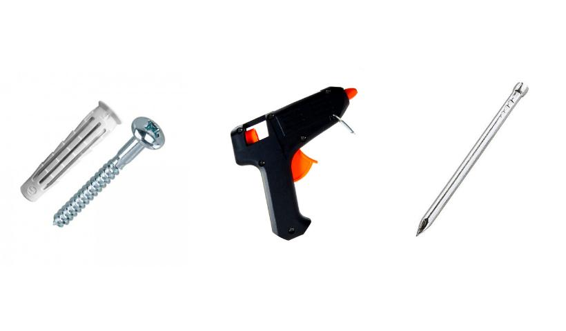 Parafusos, pregos e outras ferramentas no RioMar Online