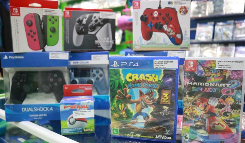 Dia das Crianças: tudo de games para os pequenos