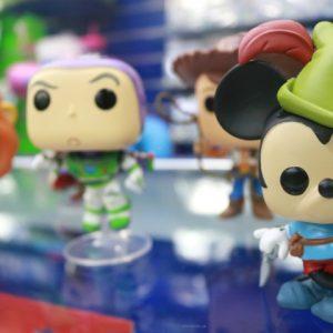 Geek Gamer destaca animações Disney em Funko Pop