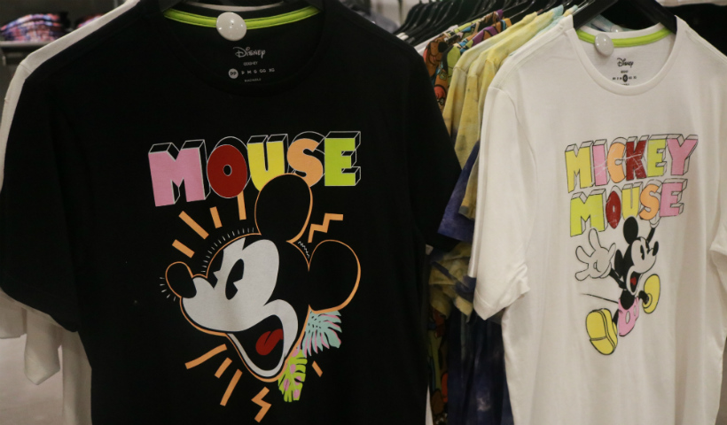 Disney: camisas do Mickey e da Minnie para todas as idades