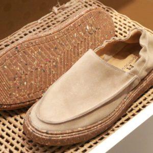 Homem do Sapato apresenta linha biodegradável