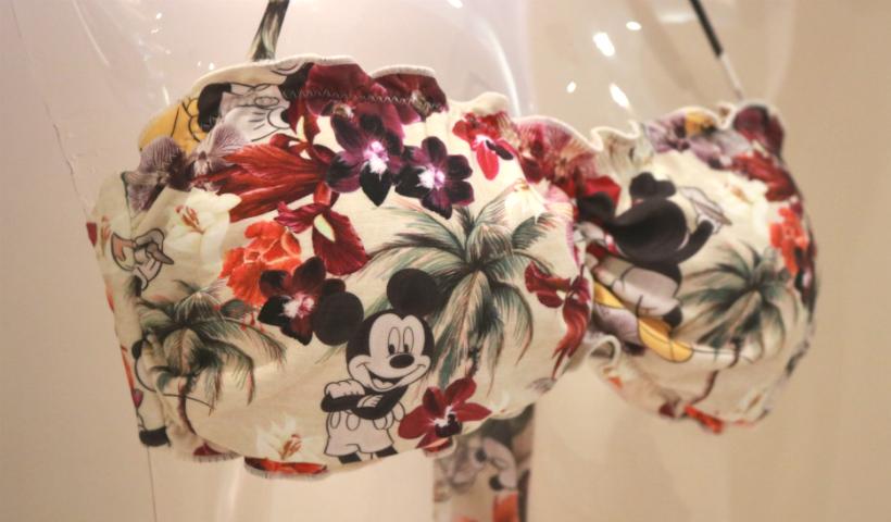 Água de Coco traz o Mickey Mouse em nova coleção