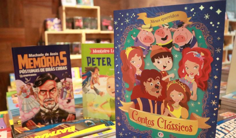 Dia das Crianças: livros infantis para presentar os pequenos