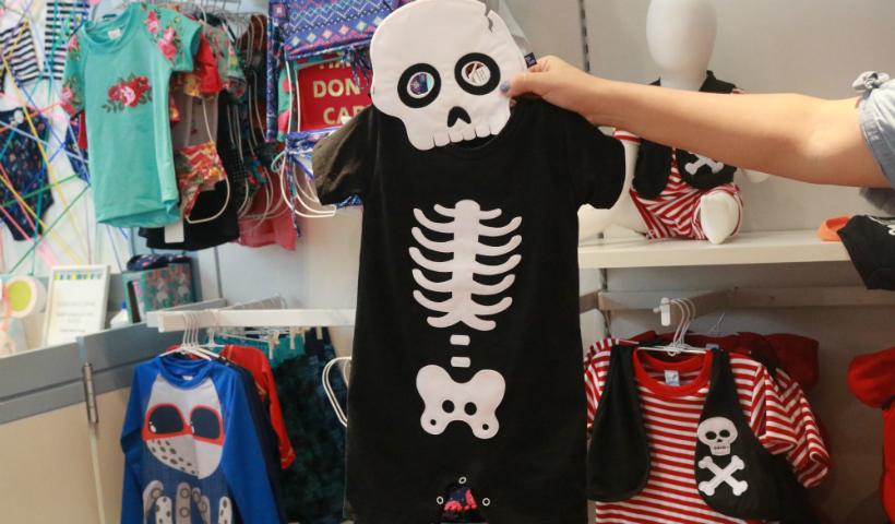 No Halloween, fantasias infantis para a turminha