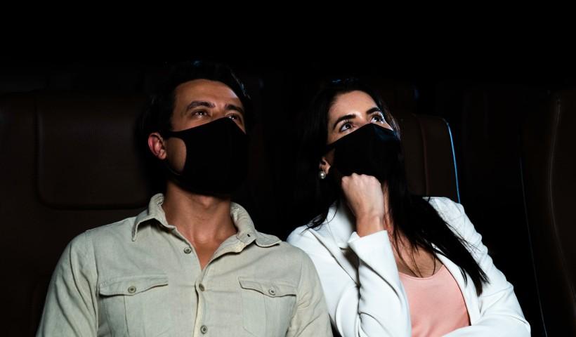 Cinema de volta! Toda segurança e os melhores filmes no RioMar