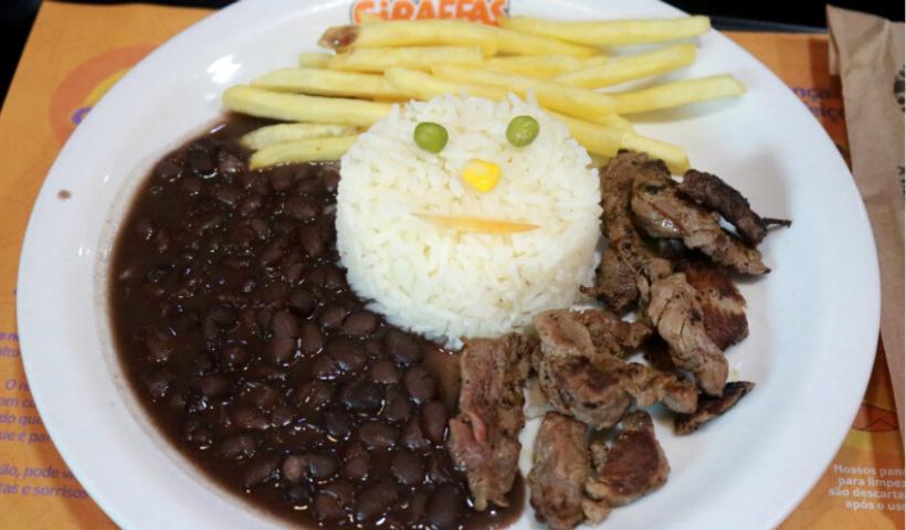 Menu Kids: almoços saborosos para a turminha no RioMar