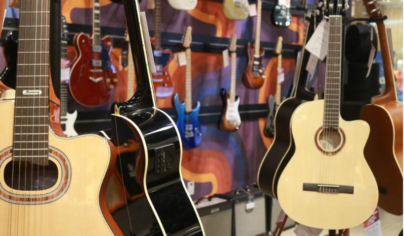 Dia da Música: instrumentos para celebrar em alto e bom som