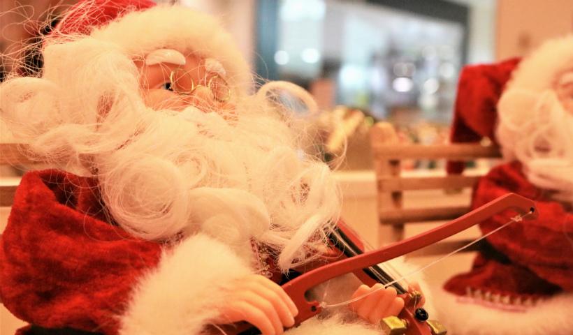 Papai Noel: Natal com a presença do Bom Velhinho em casa