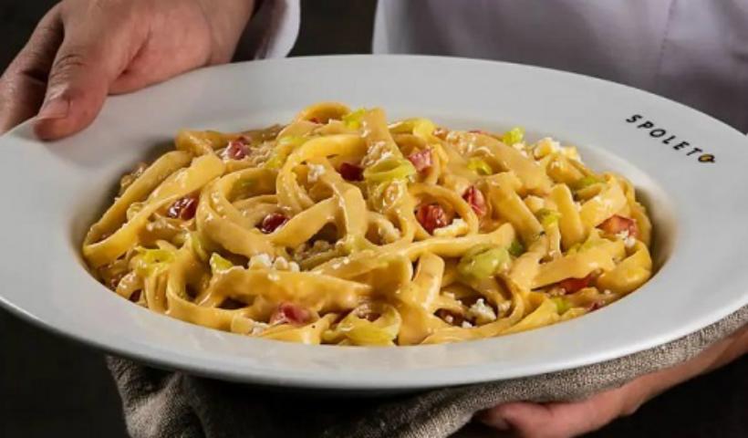 Spoleto: delícias italianas na sua mesa com frete grátis
