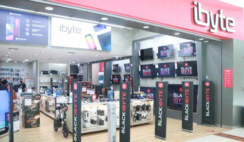 Black Friday Ibyte destaca produtos eletrônicos