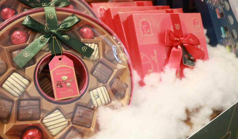 É chocólatra? Cacau Show destaca chocolates de Natal