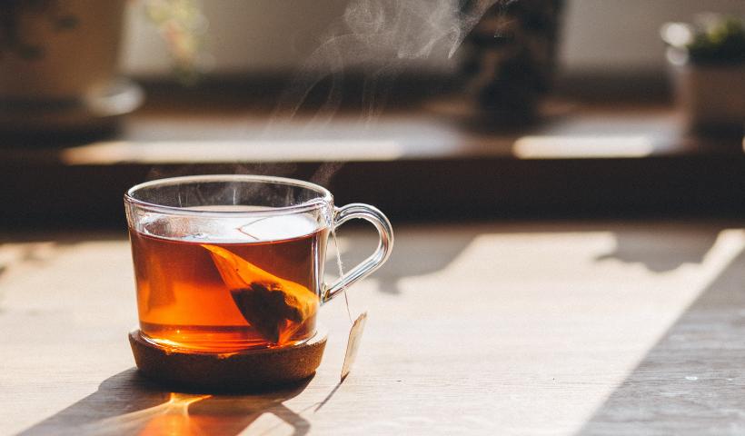 Moncloa traz chá como experiência sensorial