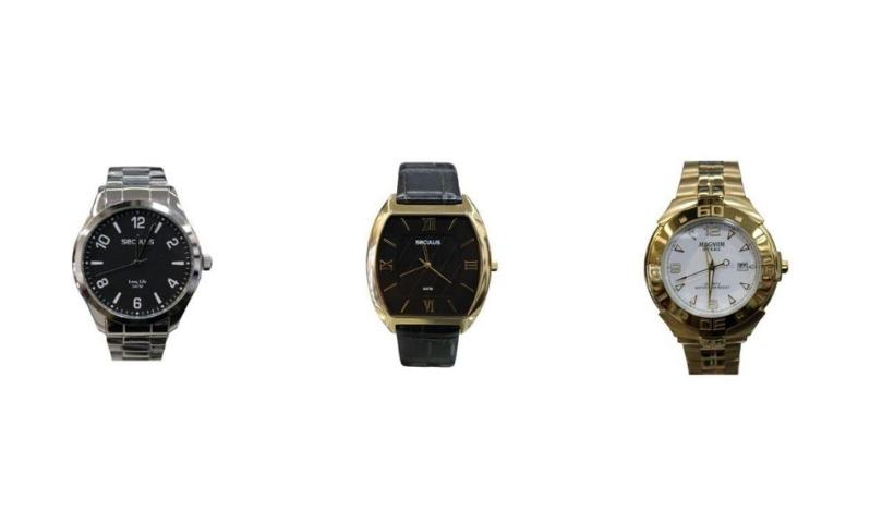 Que horas são? Horloge traz seleção especial de relógios