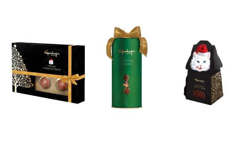 Chocolates da Kopenhagen com tradição e espírito natalino