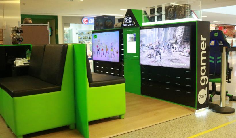 De consoles a realidade virtual: Geek Arena de volta ao RioMar