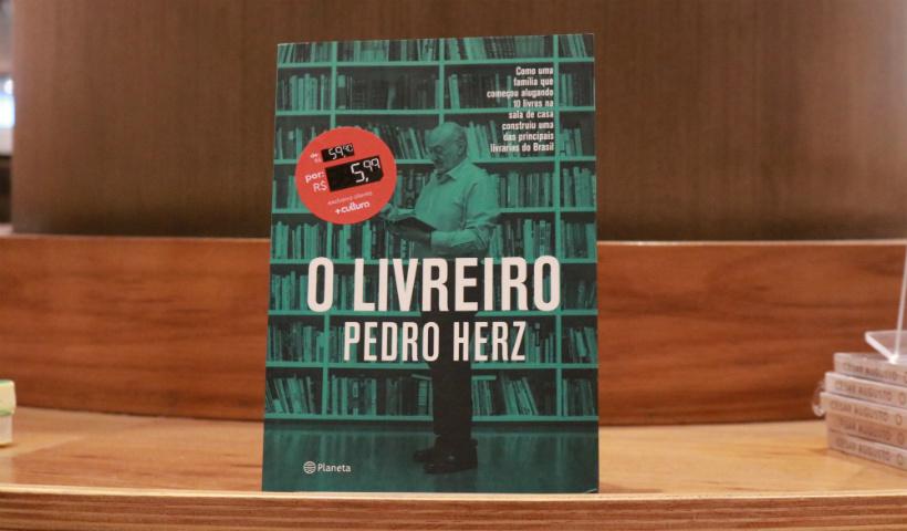 Livros a partir de R$ 5 na Black Friday da Livraria Cultura