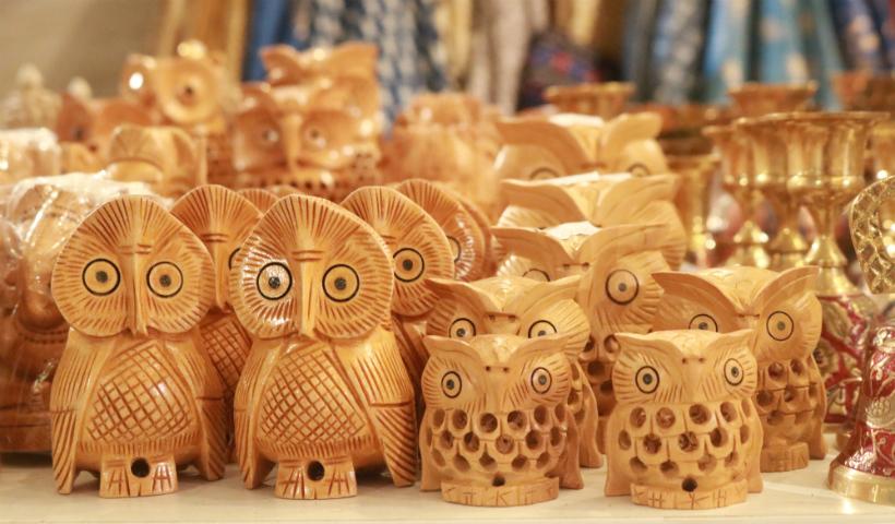 Feira Nações e Artes traz a cultura de vários países para o RioMar