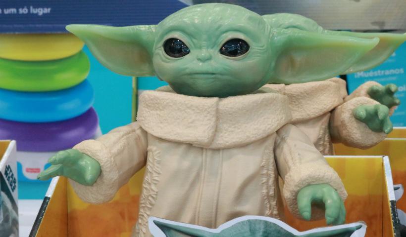 Ri Happy recebe nova coleção Star Wars The Mandalorian
