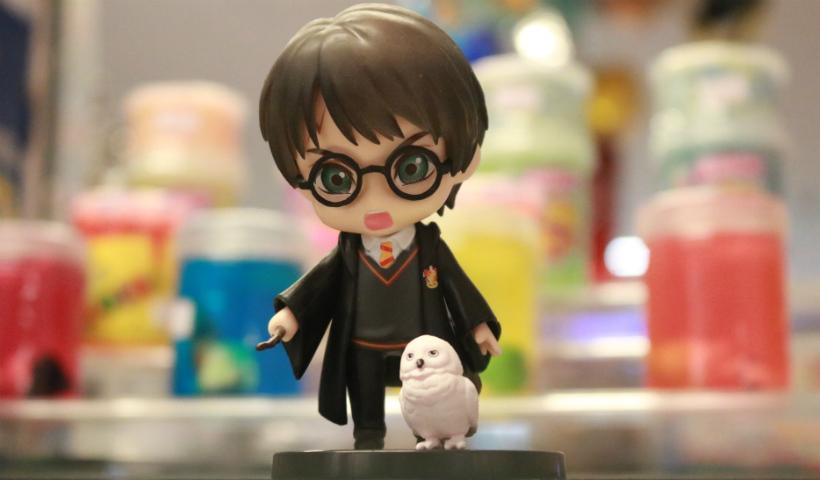 Colecionáveis de Harry Potter para os fãs de plantão
