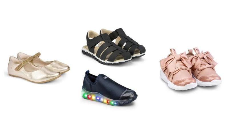 Bibi: conforto e diversão nos pés da criançada