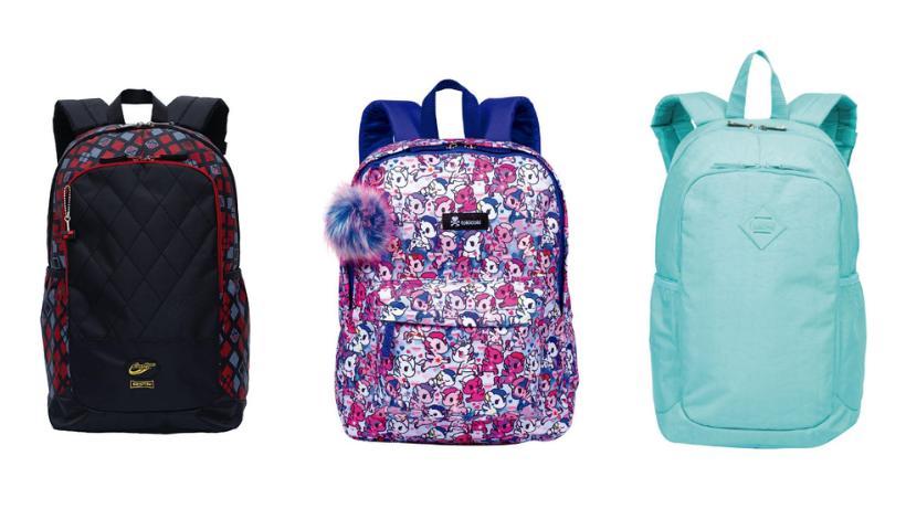 Black Friday da Sestini tem mochilas teen estilosas